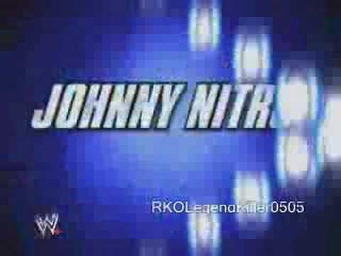 Johnny Nitro