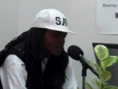 Drex - Interview & Freestyle on Atlwebradio [User Submitted]