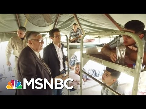 Joe Arpaio, 'Tent City' Inmates Weigh In On Donald Trump | MSNBC