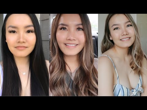Black To Blonde | How To Dye Dark Hair Blonde | DYHAIR777 from YouTube · Duration:  10 minutes 53 seconds
