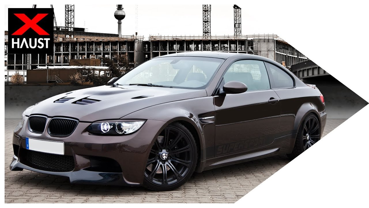 Extreme Brutal Bmw M3 E90 335i Conversion Sound With