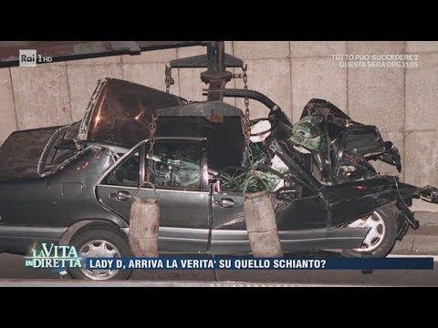 20 anni fa moriva Lady D: finalmente la verità sull'incidente? - La Vita in Diretta 01/06/2017
