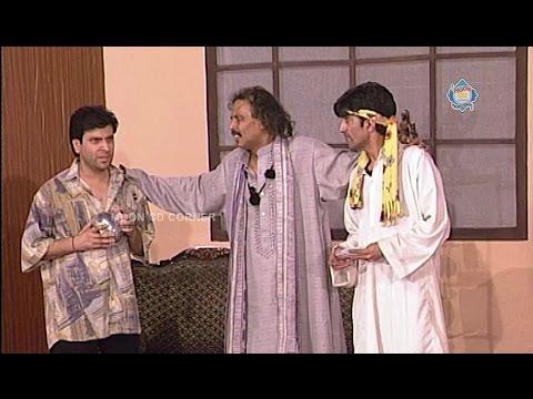 Funny Stage Drama -Ja Ajh Tu Main Teri New Pakistani Stage Drama