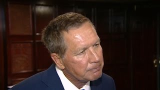 Republican Gov. Kasich speaks out on health care