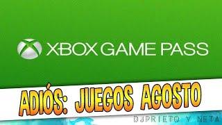 ⚠️CONFIRMADOS 100%⚠️ | LOS JUEGOS DE XBOX GAME PASS QUE SALDRÁN EL 28 DE AGOSTO 2018 PARA XBOX ONE