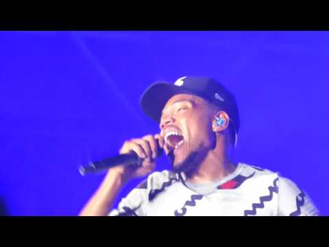 Chance The Rapper All Night Live Lollapalooza Music Festival Chicago IL August 5 2017