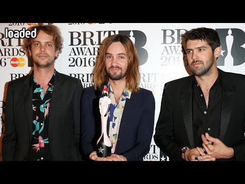 "Tame Impala BRITs 2016 interview: ""We're too nervous to talk to Rihanna"""