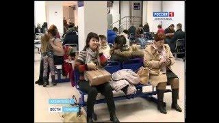 """Авиакомпания """"Победа"""" уходит из Поморья"""