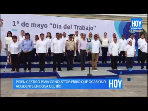 Noticias Hoy Veracruz News 01/05/2017