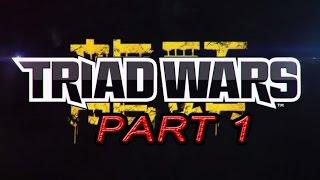 Triad Wars Beta Gameplay - Part 1