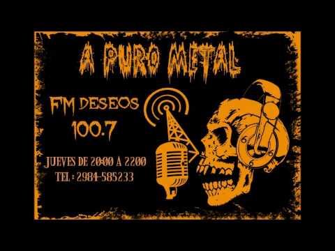 A Puro Metal - Programa 23/02/2017