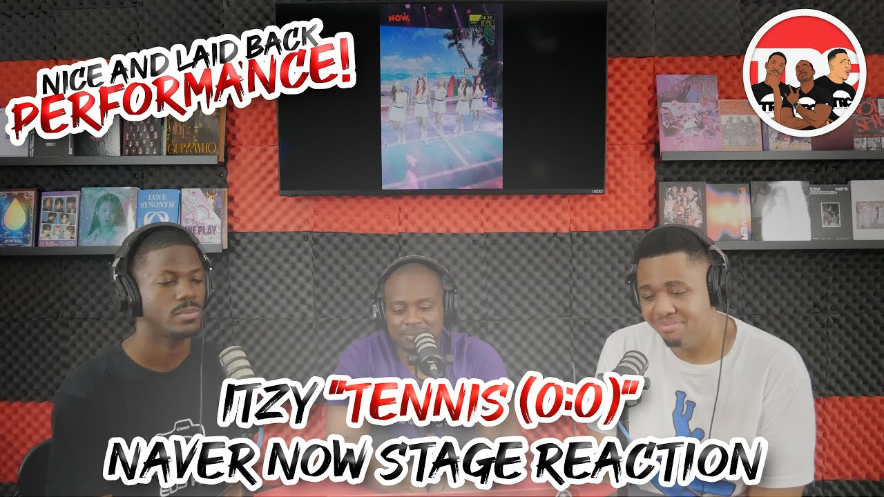 """ITZY """"Tennis (0:0)"""" Music Video Reaction"""