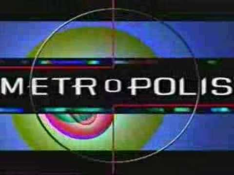 KCRW Promo: Metropolis with Jason bentley