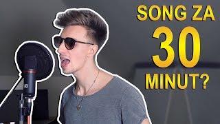 SLOŽÍM SONG O OSMODĚJOVI ZA 30 MINUT? - CHALLENGE
