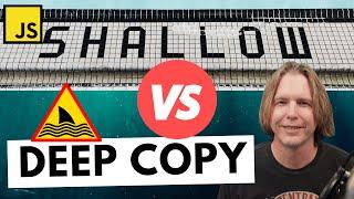 Shallow Copy and Deep Copy | Advanced Javascript Tutorial