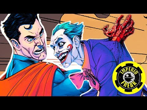 INJUSTICE: Superman mata al Joker - Historia Completa (VIDEOCOMIC NARRADO)