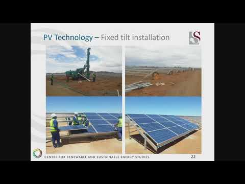 Photovoltaic Systems Online Course