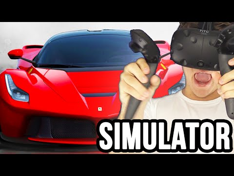 CAR MECHANIC VR SIMULATOR!