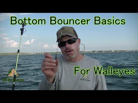 Bottom Bouncer Basics For Walleye