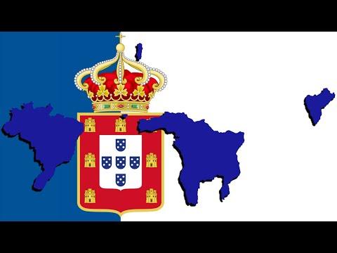 HOI4 Kaiserreich-Portugal Becomes An Organic Empire