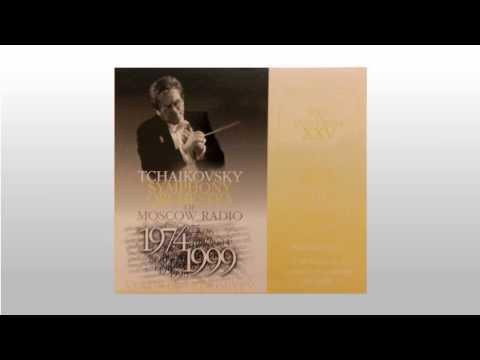 Rachmaninov  Scherzo in D monor - Vladimir Fedoseyev, Tchaikovsky Symphony Orchestra Of Moscow Radio