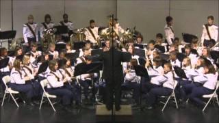 """Gautier High School Symphonic Band """"Fallen Fallen is Babylon"""""""