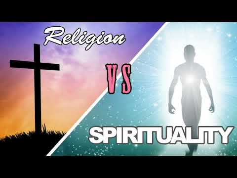 Religion VS Spirituality FACTS (NOT OPINIONS & FEELINGS)