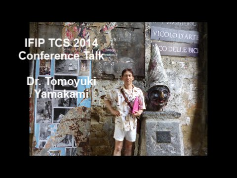 IFIP TCS 2014 - Conference Talk - Rome, Italy