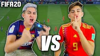 MINIBUYER vs XBUYER ¡Partido de FIFA 20!