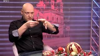 Телеканал ВІТА На часі 2015-01-02 Артем Тихевич - менталіст