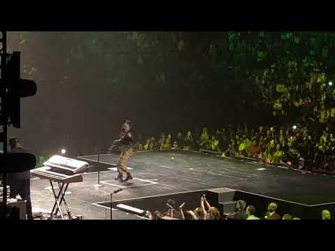 CRZY - Kehlani | Tell Me You Love Me Tour Dallas