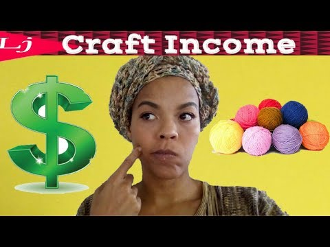 Increase your crochet income - Passive income for the crafter.