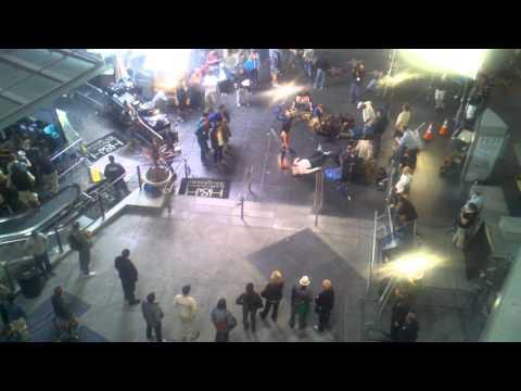 Wonder Woman Pilot Filming - Stunt Work 03/31/2011 6/7