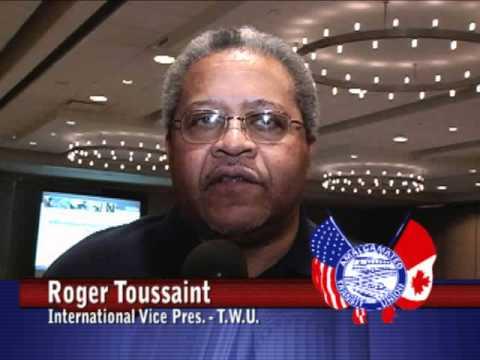 ATU Boot Camp Interview: Roger Toussaint