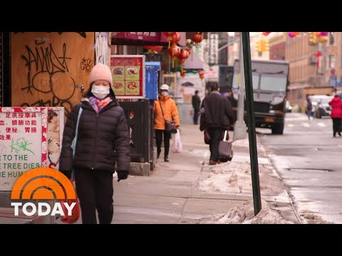 NYPD Task Force Investigates Hate Crimes Against Asian-Americans | TODAY
