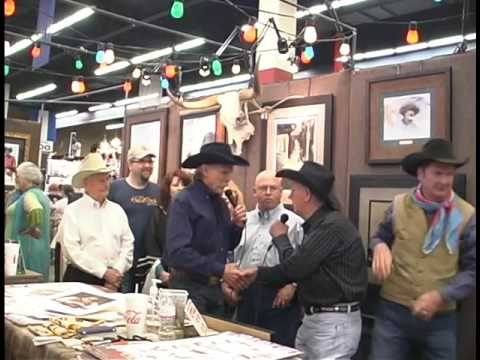 Buck Taylor Fort Worth Stock  2016