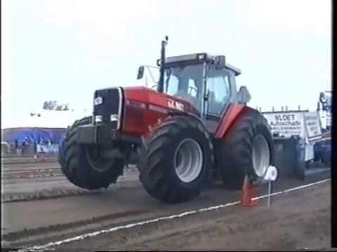 Tractorpulling IJsselstein 1996 open NK