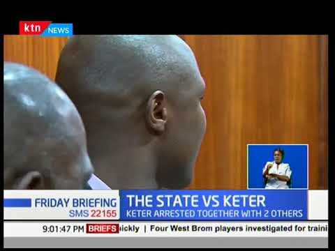 The State Vs Keter:Mp arrested together with 2 others over forged treasury bills worth Sh.633m