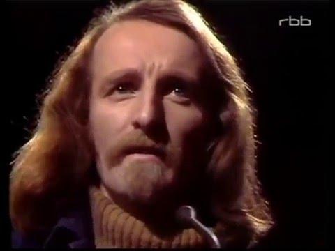 Hannes Wader - Viel zu schade für mich - Live 1972