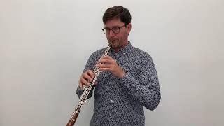 Day 6 Oboe 'Alone' Var 4/5 Ahmed Alabaca