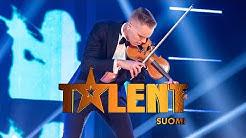 Pekka Niemi, ONEVIOLIN,finaali | Talent Suomi | MTV3