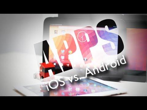 iOS против Android: Приложения. Сравнение AppleInsider.ru