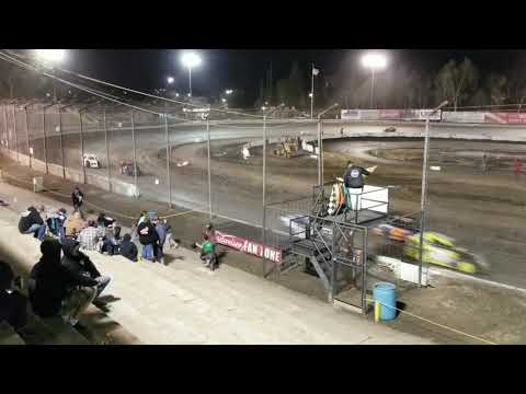 Western Modlites at Bakersfield Speedway March 9,2019 main event