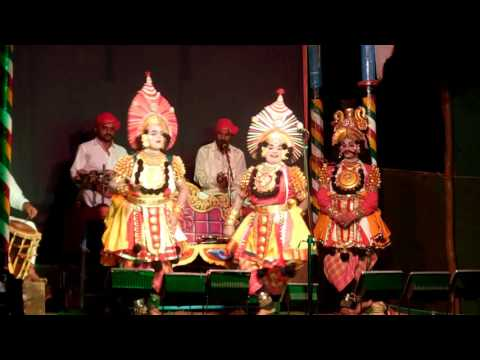Yakshagana-2016- Bhalire Bhalire Bhawarawaadudu-Kadabal-Perdooru mela