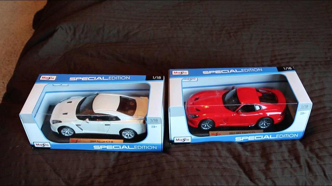 More 1 18 Scale Model Cars From Sam S Club