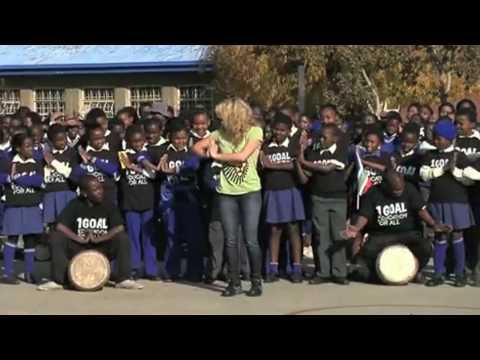 Песня Вака вака (commercial dance mix) - Шакира скачать mp3 и слушать онлайн