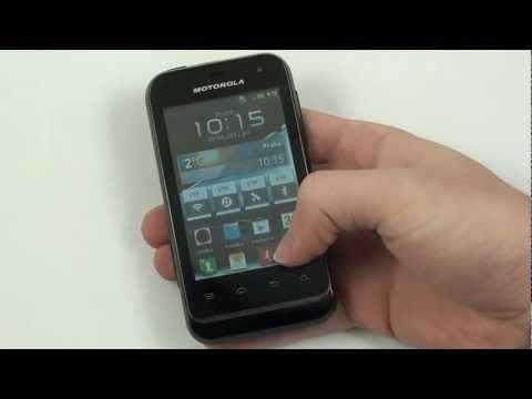 Motorola Defy Mini - OS Android 2.3 Gingerbread