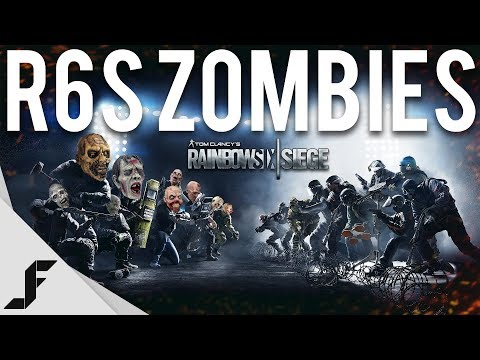 ZOMBIES - Rainbow Six Siege