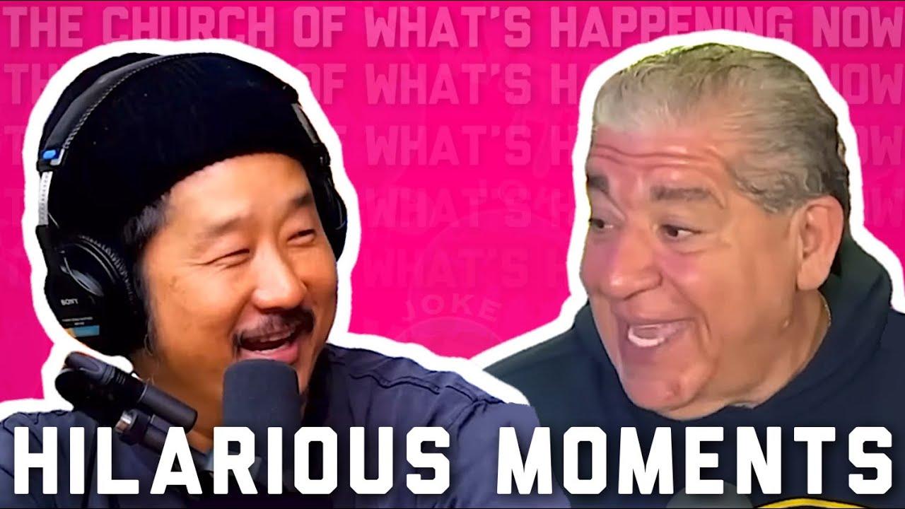 Best of Bobby Lee & Joey Diaz - PART 3