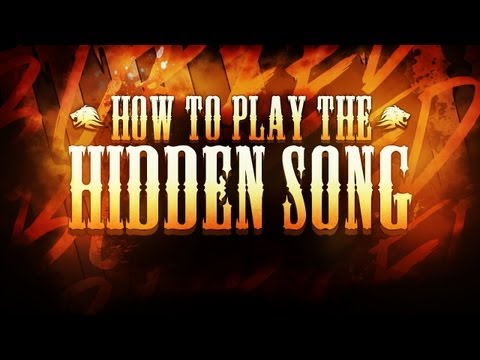 "Black Ops 2 Zombies ""Buried"" Hidden Easter Egg Song!"